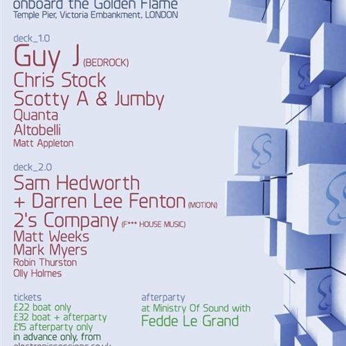 Motion Live @ E.S Guy J Boat Party