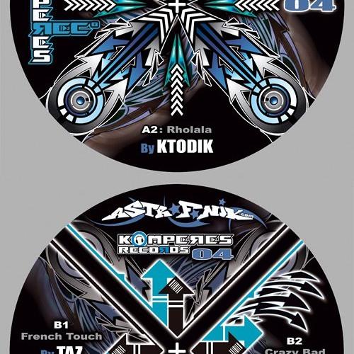 Rhoolala - KTODIK (Komperes Records 04 - Astrofonik)