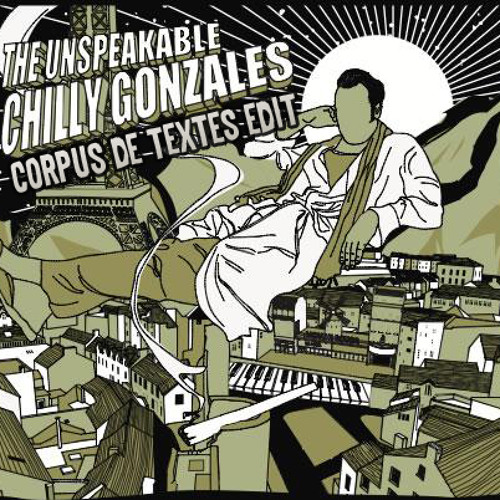 Chilly Gonzales - Different Kind of Prostitute (Corpus de Textes Edit) FREE DOWNLOAD