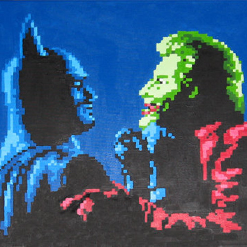 Batman, Streets of Desolation (rough)