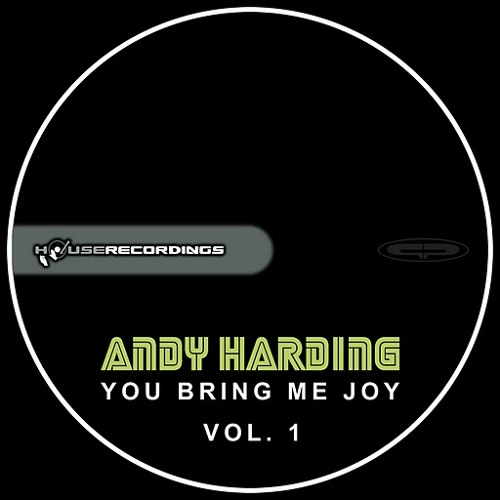Andy Harding - You Bring Me Joy (Slut1 remix) PREVIEW [out now on Houserecordings]