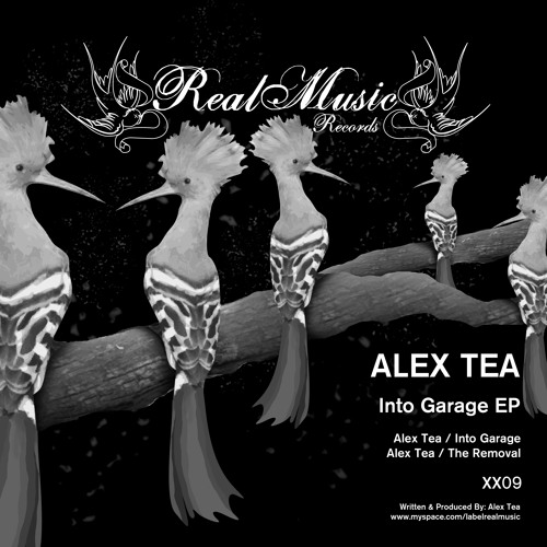 Alex Tea - The Removal - Into Garage EP