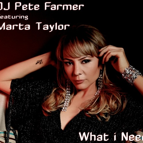 DJ Pete Farmer Ft Marta Taylor - What i Need - Marco Salvo Remix - Teaser