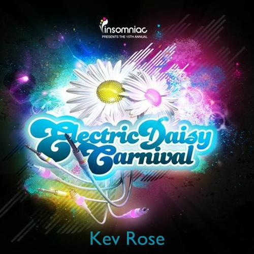 (Promo) Electric Daisy Carnival  Mix 2011 Part 2 by KevRose