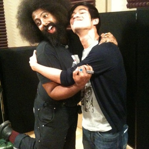 BTR Live Studio with Reggie Watts
