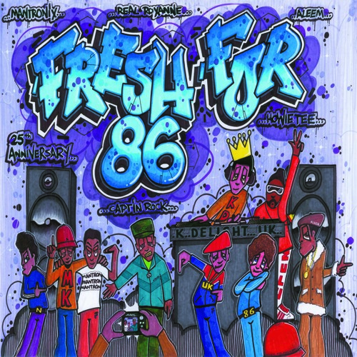FRESH FOR 86 by K-DELIGHT