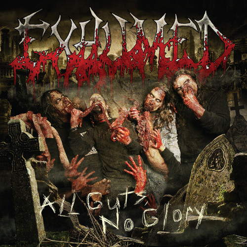 Exhumed- I Rot Within
