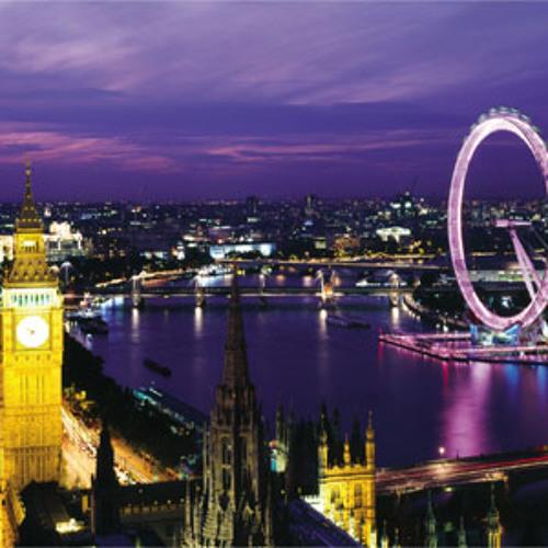 MR WILLIAMZ - LONDON (UPGRADE D&B REMIX)