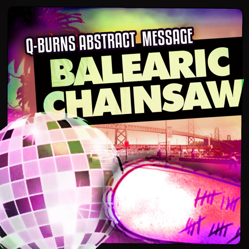 Balearic Chainsaw :: Eighth Dimension Records - 8TH036D