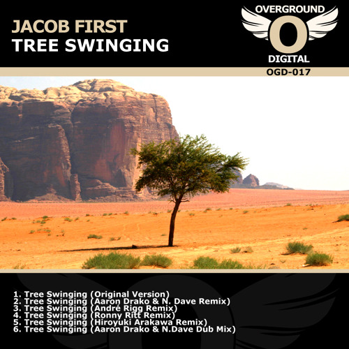 JACOB FIRST - Tree Swinging (Aaron Drako & N.Dave Remix Radio Edit)