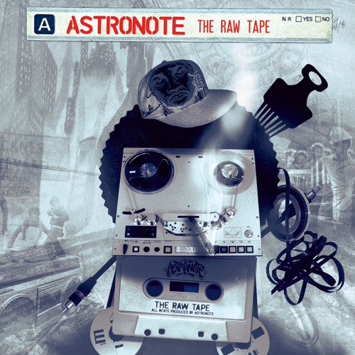 14 Astronote - Feel The Heat