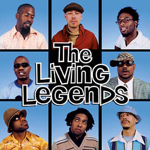 Never Fallin' Down (Living Legends Instrumental)
