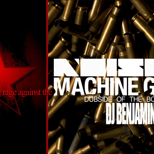 (rage against the) Machine - Noisia - dubside of the boom mix - DJ Boom