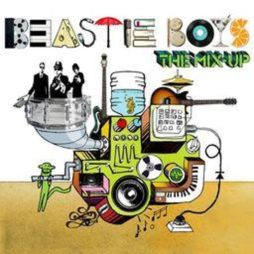 The Beastie Boys - Brass Monkey (DJ Timbo Recalcutating 2008)