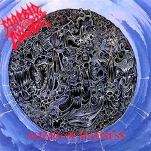 MORBID ANGEL - Immortal Rites backwards intro