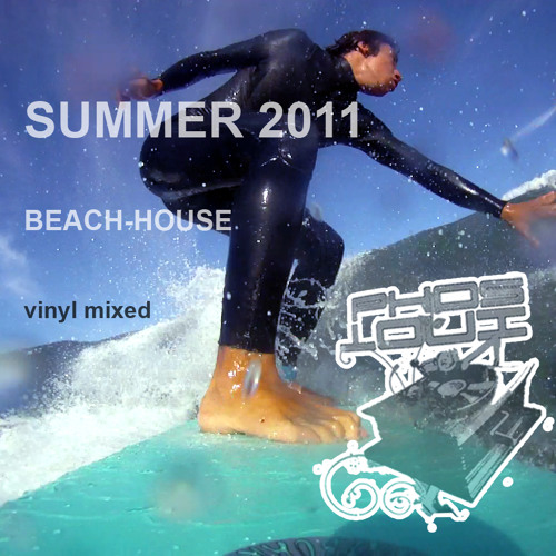PHOS TONI - Summer Beach House  #1 Vinylmix