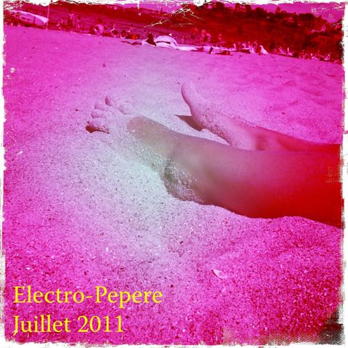Playlist Electro-pépère Juillet 2011