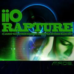 iiO - Rapture (feat. Nadia Ali) Armin Van Buuren Remix