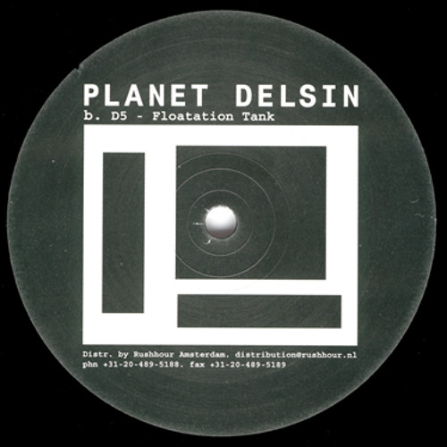 Sounds From The Planet Delsin - Promo Mix July 2011