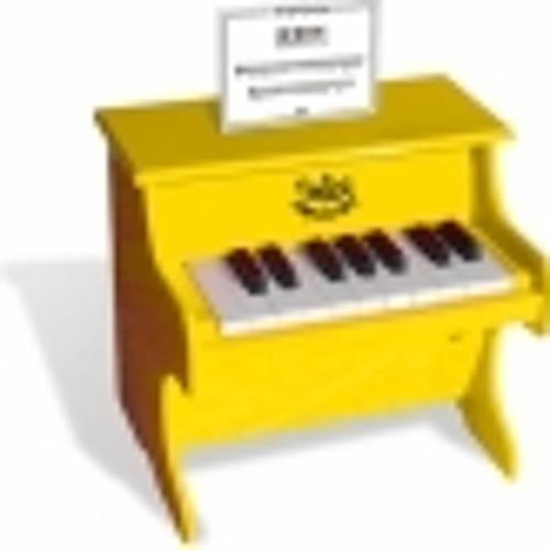 Piano Jaune