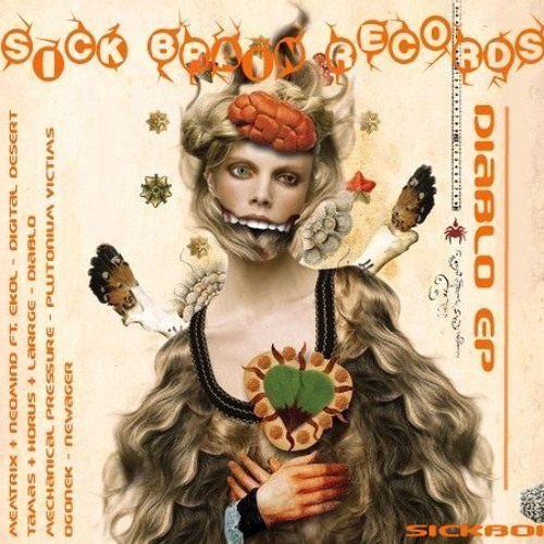 Tamas & Horus & Larrge - Diablo (Sick Brain Records)