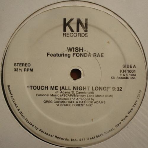 Touch Me [LNTG Tuff Rework]