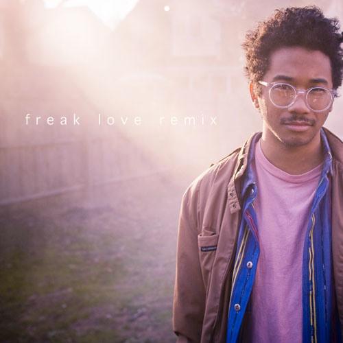 Toro Y Moi - Freak Love (Freddie Joachim Remix)