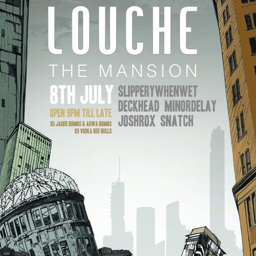 Louche Promo Mix #4 - DECKHEAD