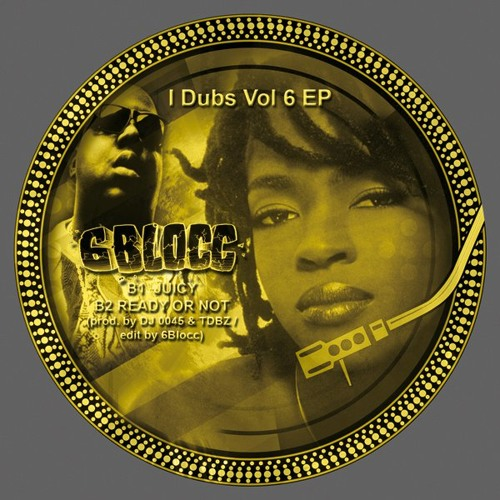 Fugees - Ready or Not (6BLOCC vs. DJ 0045 and TDBZ rmx) - FREE D/L