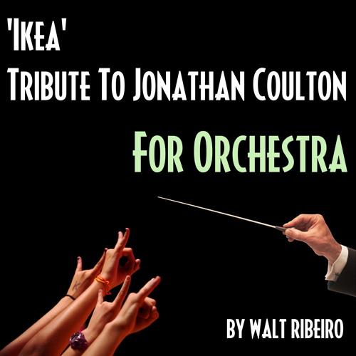 Jonathan Coulton 'Ikea' For Orchestra by Walt Ribeiro