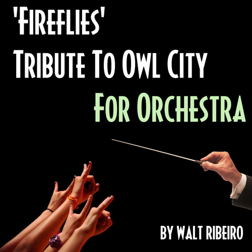 Owl City 'Fireflies' For Orchestra by Walt Ribeiro