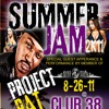 Project Pat  2k11Summer Jam Promo @ Club 38 In West Chicago