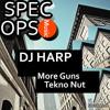 DJ HARP - More Guns - (SPECDR018) - 128 clip
