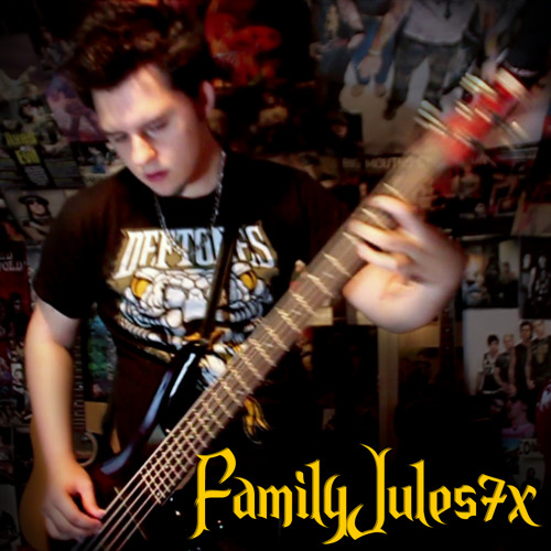 Lavender Town Pokémon Guitar Cover By Familyjules7x Family Jules7x