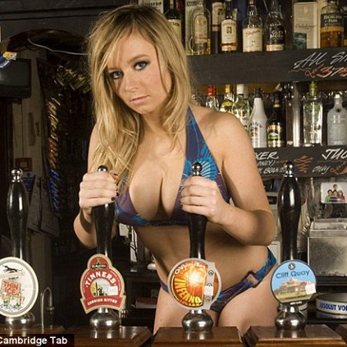 Instigate - Drinking at the bar