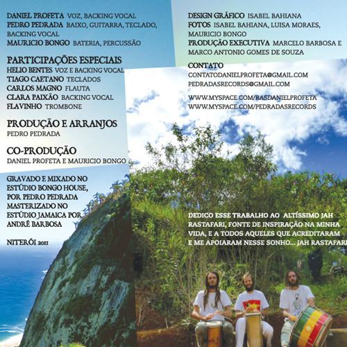 Toque primitivo - Daniel Profeta feat.Helio Bentes