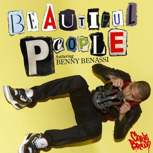 Benny Benassi feat. Chris Brown -Beautiful People (Applejac's Sounds Of Mecca remix)