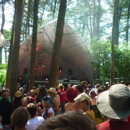 Mr Scruff live DJ mix from Beatherder Festival, Sunday 3rd July 2011
