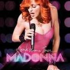 Madonna - Nobody knows me (x-33 rmx) DEMO CLIP