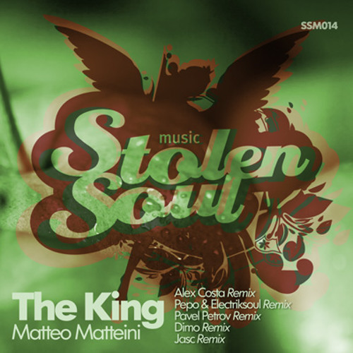 Matteo Matteini - The King (Pepo & Electriksoul Remix) Preview