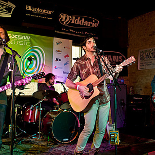 The Wandas - Forever and Ever (live at SxSW 3-19-11)