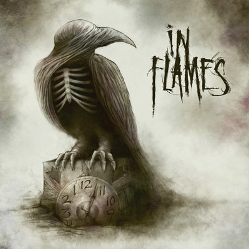 IN FLAMES - Deliver Us (QR Code)