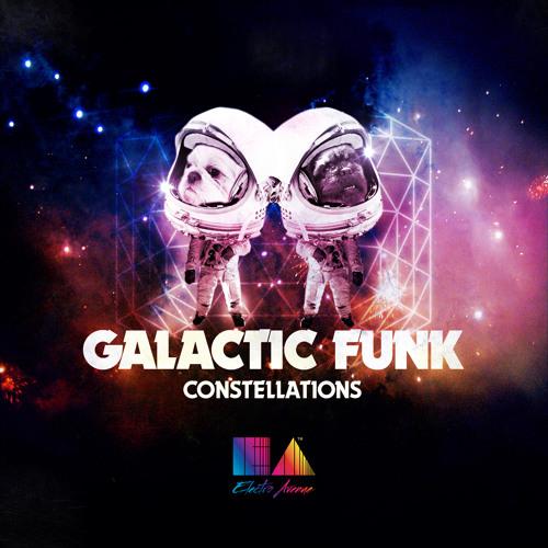 "Galactic Funk - Constellations ""miXED"" (DJ XED)"