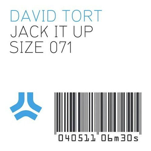 David Tort - Jack it up (Original Mix) [Size Records]