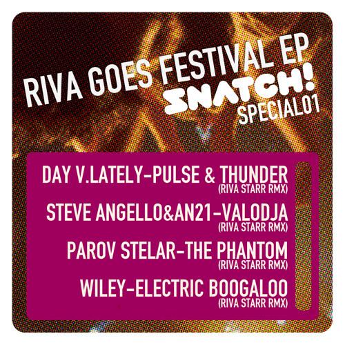 SNATCH SPECIAL001 02. Valodja (Riva Starr Remix) - Steve Angello & AN21 Snatch Special001 (96K snip)