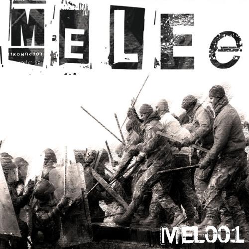 Bkey, Friske & DJ E - Understand - Melee 001 - OUT NOW