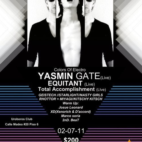 Equitant - Live Set (Mexico City 7-2-11) *Free Download