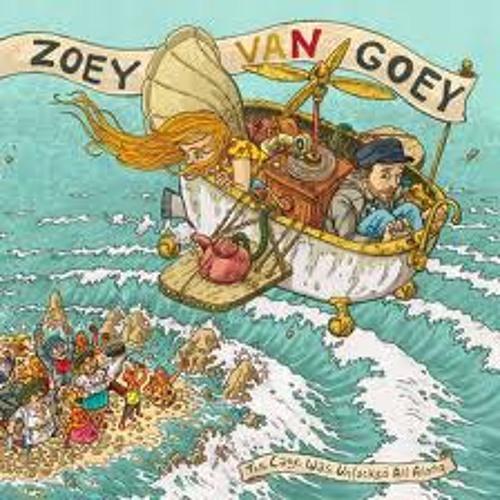 'City Is Exploding' by Zoey Van Goey