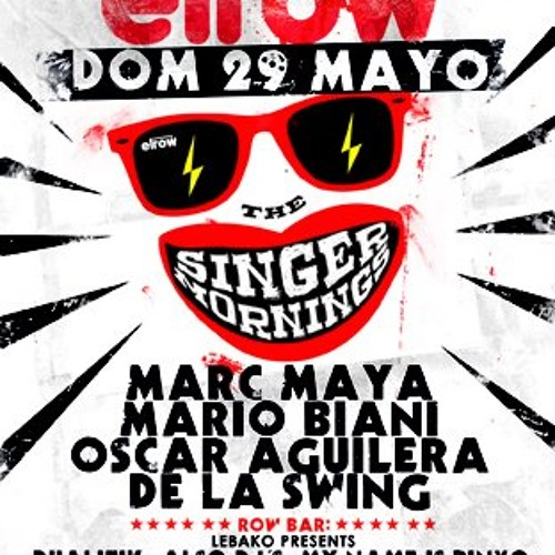 Oscar Aguilera Live @ elRow - The Singer Mornings II - 29/05/2011.mp3