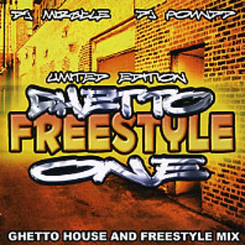 Ghetto Freestyle Vol.1 Dj.Poundd